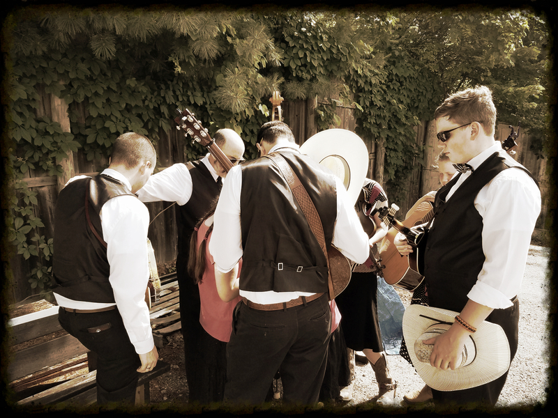 The Worthing10s Family Bluegrass Band - Contact Us